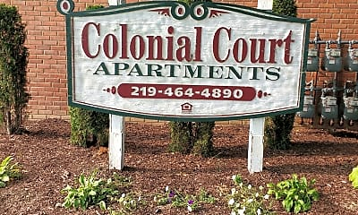 Colonial Court, 1