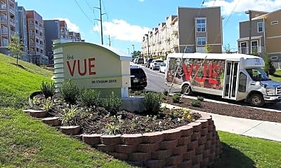 Building, The Vue, 2