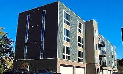 Building, Northline Apartments, 0