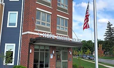 Hope Manor Joliet Veterans Apartments, 1