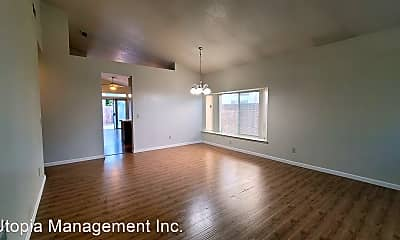 Living Room, 6907 Millboro Way, 1