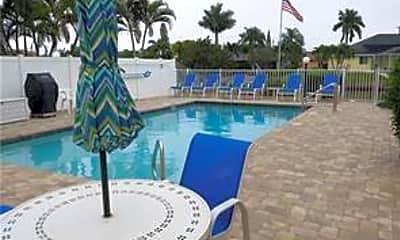 Pool, 159 SW 47th Terrace 103, 2