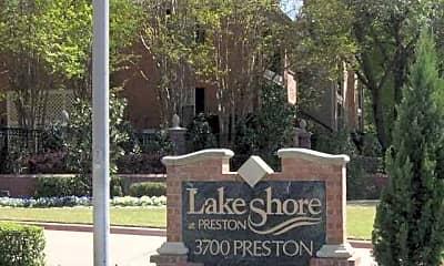 Lakeshore at Preston, 2