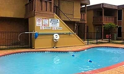 Pool, Villa France, 0