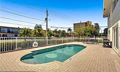 Pool, 3201 NE 5th Ct 2, 2