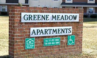 Greene Meadow Apartments, 2