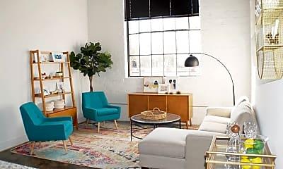 Living Room, 200 E 22nd St, 2