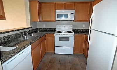 Kitchen, 7701 Tackle Drive, 1