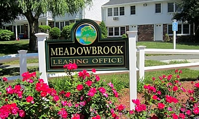 Community Signage, Townhomes at Meadowbrook Village, 1