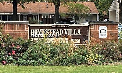 Homestead Villa I Apartments, 1