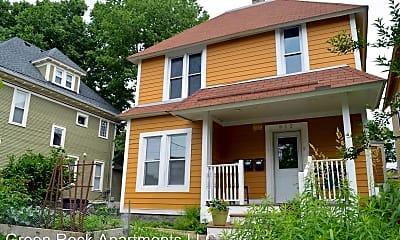 Building, 612 E 16th St, 1