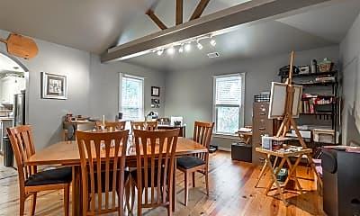 Dining Room, 1021 Waddell St, 1