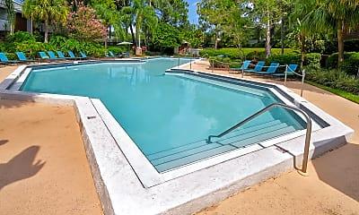 Pool, The Park at Elland Apartments, 0