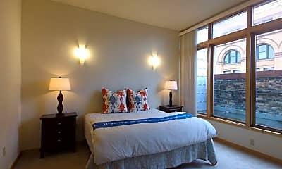 Bedroom, 249 N. Water Street, 1