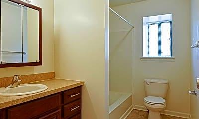 Bathroom, Towpath Village, 2