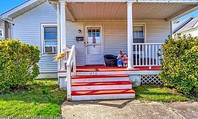Patio / Deck, 458 West End Ave, 2