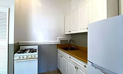 Kitchen, 599c Dolores St, 1