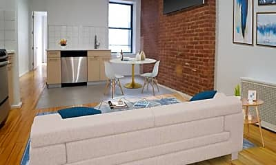Living Room, 420 St Nicholas Ave, 0