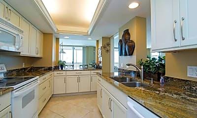 Kitchen, 10691 Gulf Shore Dr 701, 1