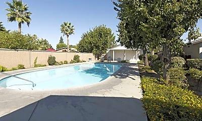 Pool, Minnewawa Apartments, 1