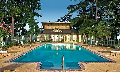 Pool, The Point at Cypress Woods, 1