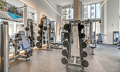 Fitness Weight Room, 511 NE 5th Ave, 2