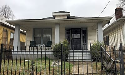 Building, 1323 4th Ave N, 0