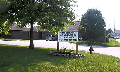 Community Signage, 1204 Viola St, 0