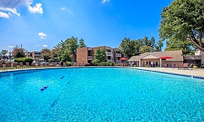 Pool, Windover Apartments, 1