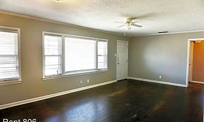 Living Room, 3801 32nd St, 1