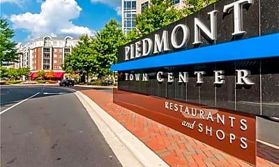 Community Signage, 4620 Piedmont Row Dr 307, 2