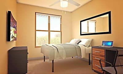 Bedroom, The Local Downtown, 1