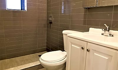 Bathroom, 1090 St Nicholas Ave 26, 2