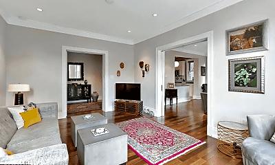 Living Room, 2605 Adams Mill Rd NW, 0