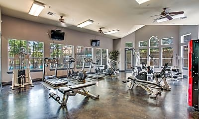 Fitness Weight Room, Avery, 2