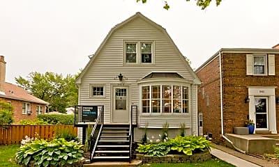 Building, 5413 N St Louis Ave, 0