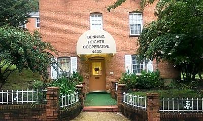 Benning Heights Co-Op Inc, 1