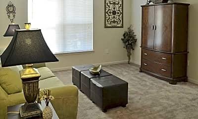 Living Room, Village Highlands, 1