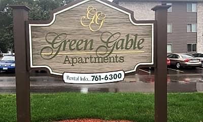 Green Gable Apartments, 1