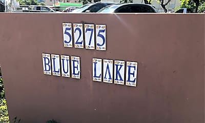 Blue Lake Apartments, 1