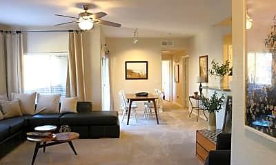 Living Room, 7401 W Arrowhead Clubhouse Dr 2072, 0