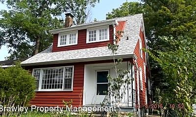 Building, 719 E Hunter Ave, 1