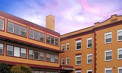 Building, Hillview Terrace Apartments, 2