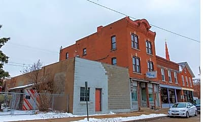 Building, 1365 Jackson St 1385, 2