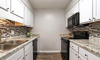 Kitchen, Pinewood at National Hills, 0