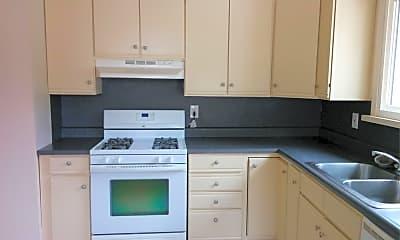 Kitchen, 3945 Hayes St, 1