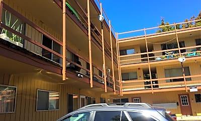 Gibbs Street apartments, 2