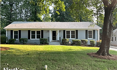 Building, 2822 Rutherford Dr, 0