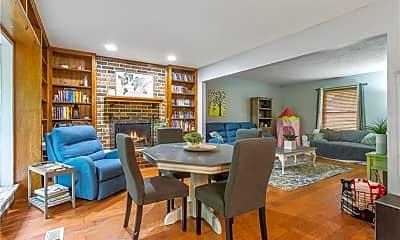 Living Room, 2415 Weatherford Dr, 0