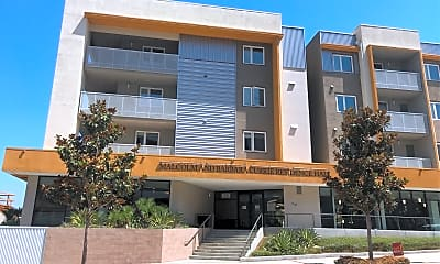 Usc Currie Hall, 1